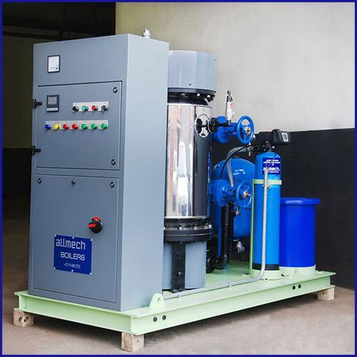 Allmech, Hot Water Boilers, Electrode Boiler, Oil Fired Boiler, Gas ...